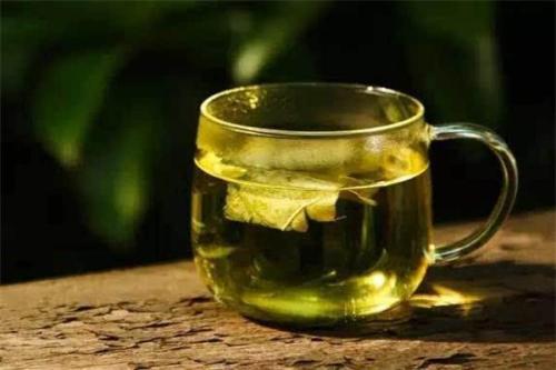为什么冬瓜荷叶茶晚上睡不着 冬瓜荷叶茶该怎么喝