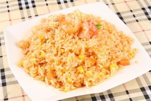 虾酱炒饭的做法 虾酱炒饭怎么做不粘锅