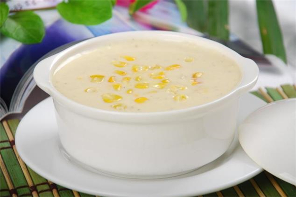 奶油玉米浓汤的做法 奶油玉米浓汤可以当早餐吗