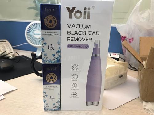 yoii硅胶黑头仪使用方法 使用yoii硅胶黑头仪要注意什么