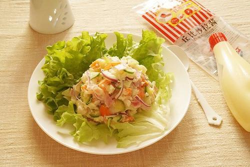 沙拉酱可以加热吃吗 什么酱吃起来健康