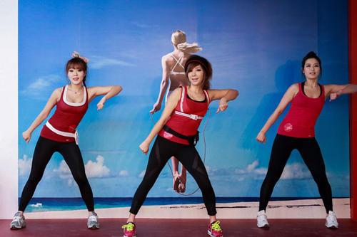 运动心率多少减肥最快图片