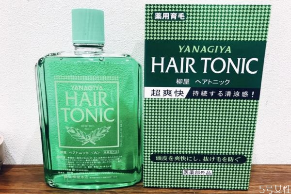 hair tonic生发液怎么用 柳屋生发液使用说明