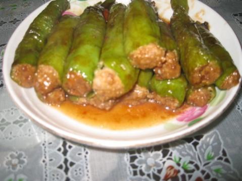 油焖青椒的作用 油焖青椒怎么做好吃