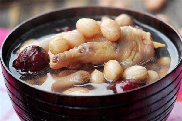 花生鸡爪汤的做法 花生鸡爪汤要煲多久