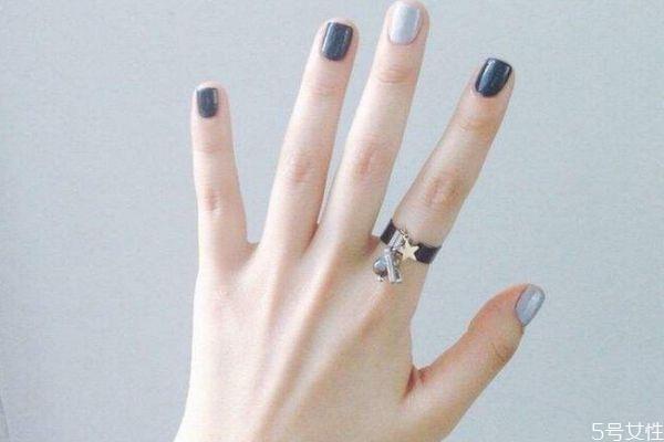 指甲油的成分 指甲油和甲油胶对比