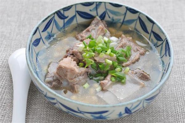 黄豆排骨汤的做法 黄豆排骨汤孕妇能喝吗
