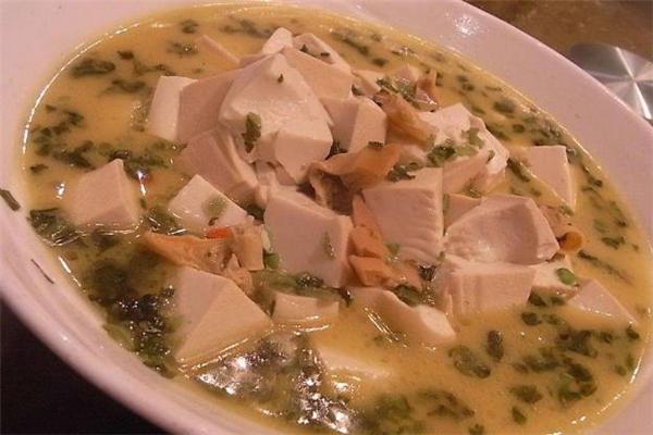 咸菜煮豆腐的做法 咸菜煮豆腐先放咸菜还是先放豆腐