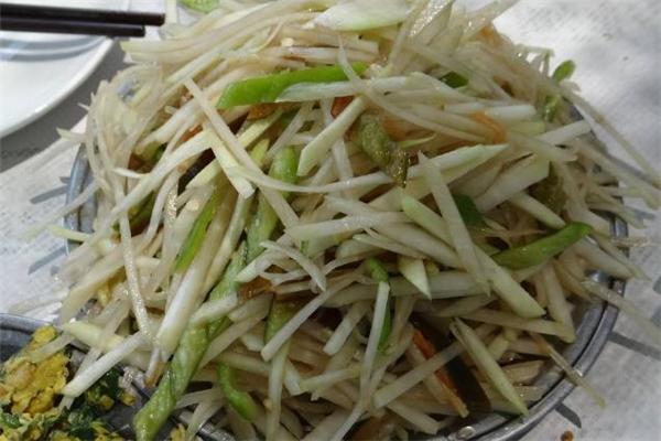 苤蓝咸菜的腌制方法 苤蓝咸菜有营养吗