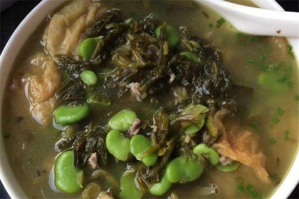 咸菜茨菇汤的做法 咸菜茨菇汤可以经常喝吗