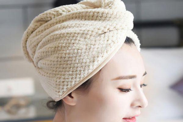 干发帽有用吗 干发帽包头发的危害