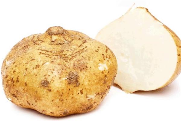 凉薯变色了还能吃吗 凉薯发芽了有毒吗