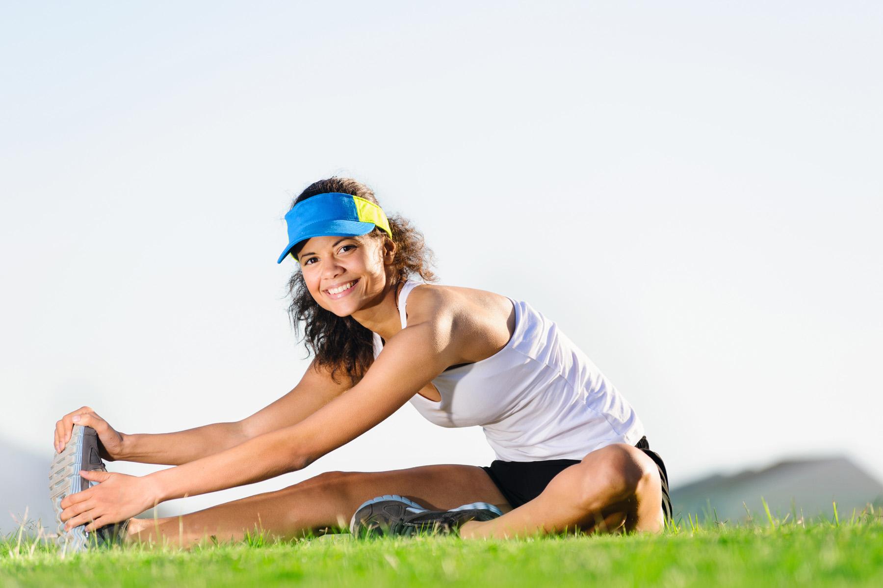 坚持压腿的意义 压腿有几种姿势
