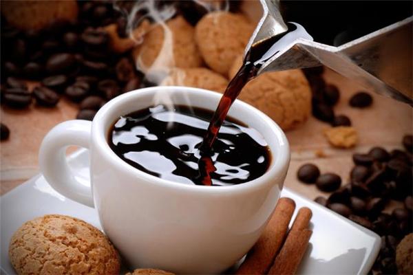 早上空腹喝黑咖啡减肥图片