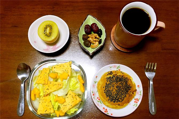 早上喝黑咖啡可减肥吗图片