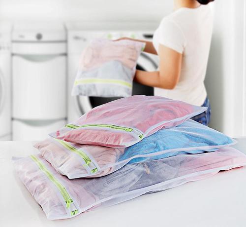 洗衣袋粗网和细网的区别 洗衣袋洗衣服会变形吗