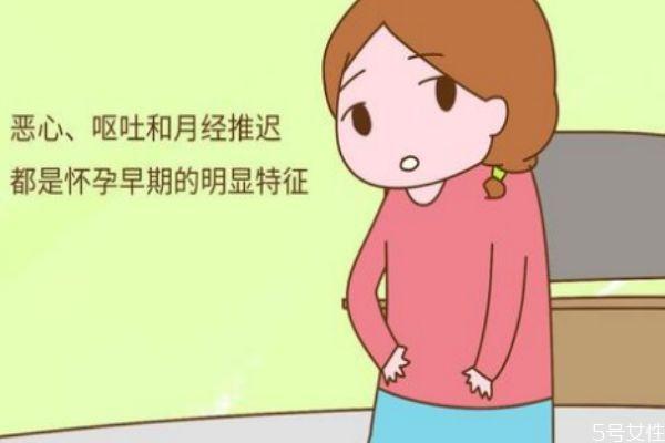 孕初期有什么症状 怎样能够检查出来是否怀孕