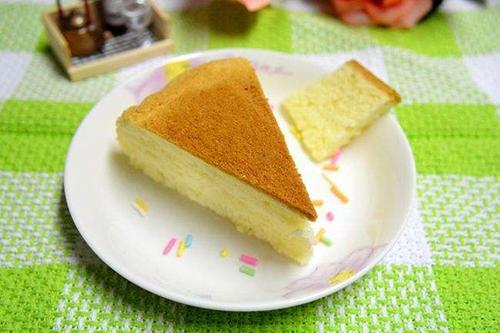 电饭煲蛋糕可以用高筋面粉吗 高筋面粉怎么做蛋糕