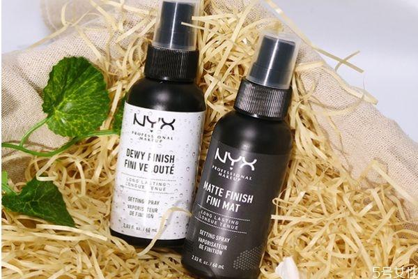 nyx定妆喷雾保质期怎么看 怎么看nyx的生产批号