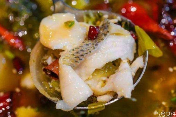 酸菜鱼怎么做好吃 酸菜鱼的简单做法
