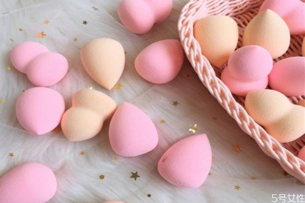 美妆蛋可以用粉扑代替吗 粉扑和美妆蛋的区别