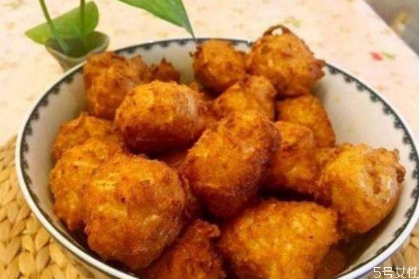 炸萝卜丸子怎么做好吃 炸萝卜丸子的简单做法