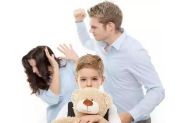 夫妻吵架为什么要避开孩子 夫妻吵架对孩子的影响