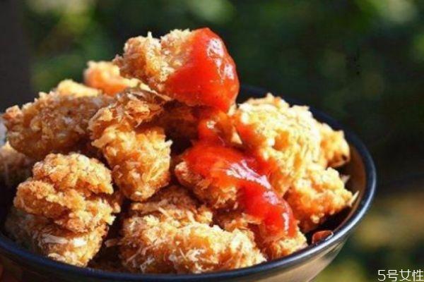 冰冻的鸡米花可以直接用油炸吗 速冻鸡米花怎么做