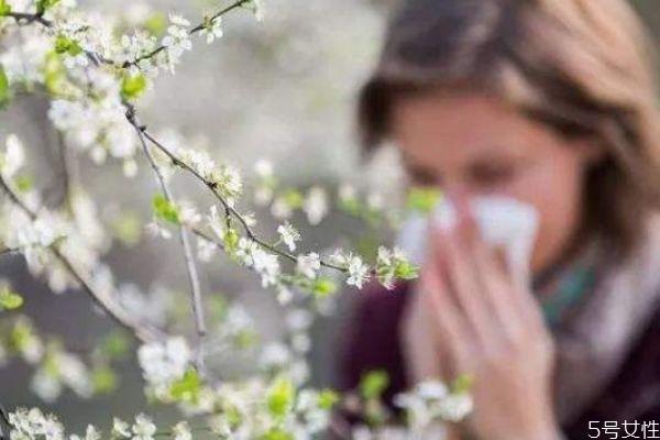 花粉过敏身上痒怎么办 花粉过敏怎么办小偏方