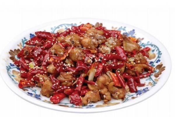 辣子鸡丁的家常做法 辣子鸡丁的简单做法