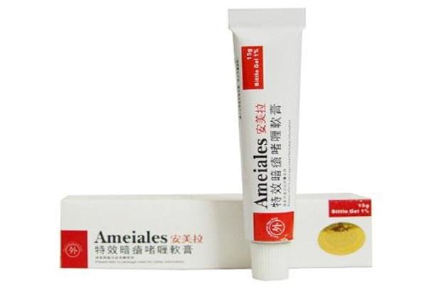 安美拉抚痕淡印啫喱膏主要成分 安美拉抚痕淡印啫喱膏成分安全吗