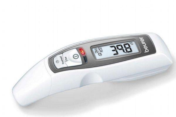 额式体温计应该怎么使用 额式体温计多少度正常