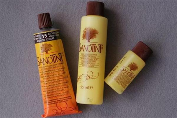 sanotint染发剂保质期 sanotint染发剂怎么选颜色