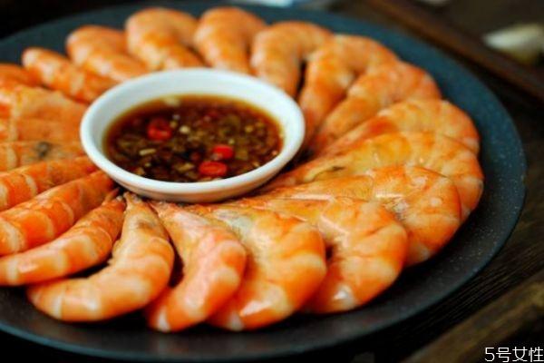 白灼虾怎么做好吃 白灼虾要煮几分钟