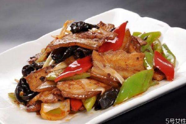 回锅肉怎么做好吃 回锅肉的简单做法