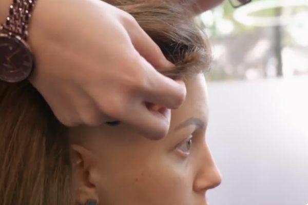 假发是怎么固定到光头上头发 秃顶戴假发的弊端