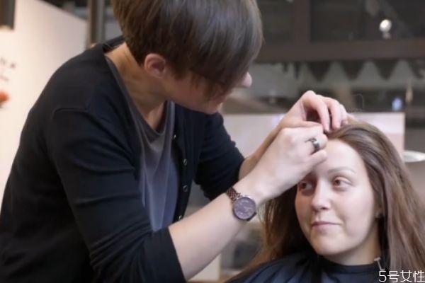 怎样戴假发 假发怎么戴的步骤