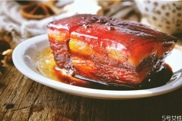 东坡肉怎么做吃 东坡肉的简单做法