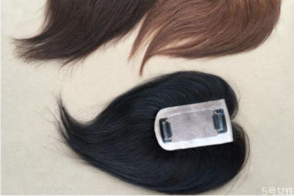 刘海假发片效果怎么样 空气刘海假发片戴了会很假吗
