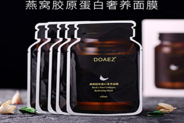 doaez朵韵诗面膜敏感肌能用吗 doaez朵韵诗面膜敷多久