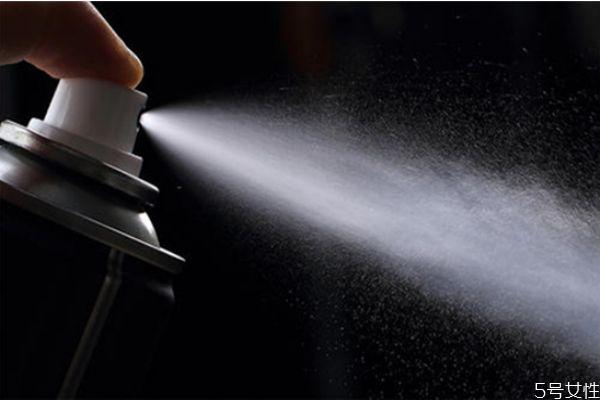 定型水上多长时间 定型喷雾一次喷多少