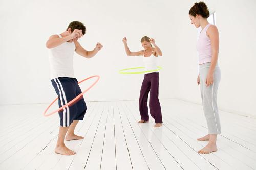 男性能用呼啦圈减肚子吗 男性用呼啦圈减肚子好吗