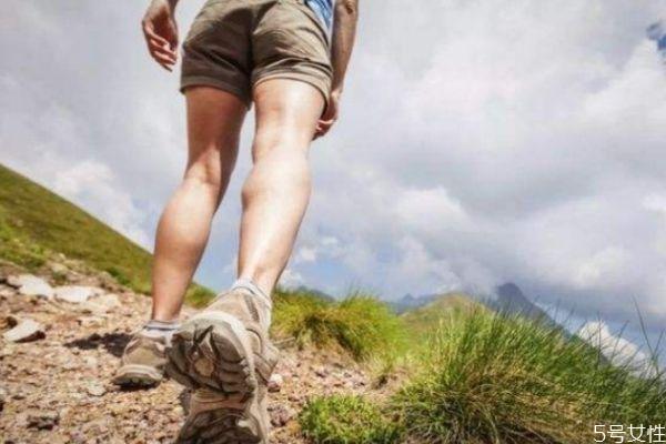 散步可以瘦腿吗 散步瘦腿有效果吗