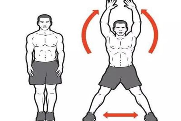 开合跳能瘦肚子吗 开合跳瘦肚子效果好吗