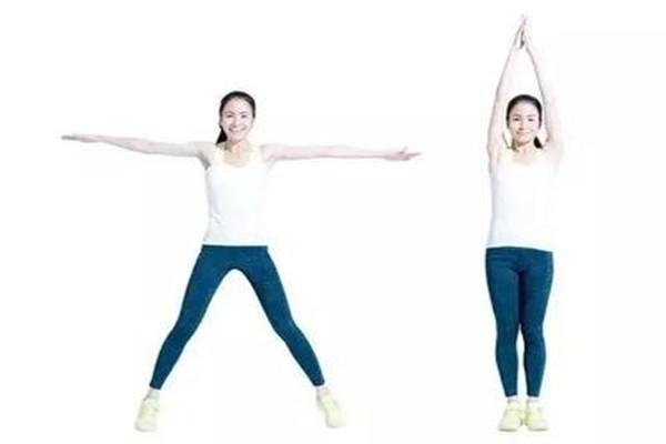 开合跳的动作要领 开合跳的正确做法