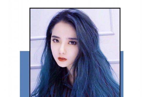 雾蓝色头发是怎么调的 雾蓝色头发是怎么配色