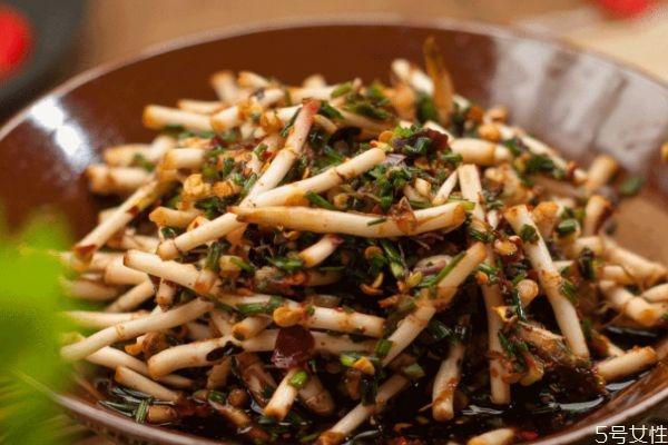 鱼腥草可以怎么吃 吃鱼腥草的方法
