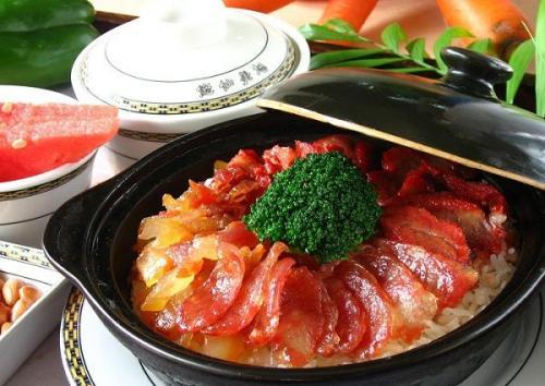 电饭煲做腊肠饭的方法 电饭煲做腊肠饭的技巧