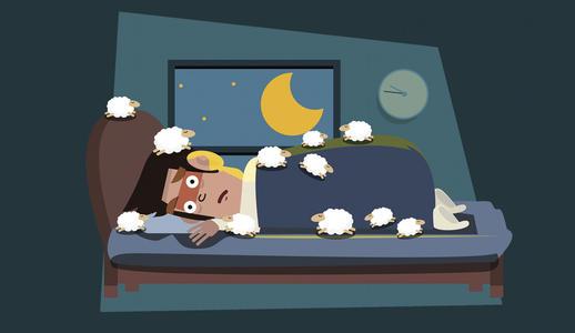 晚上睡不着怎么办 晚上睡不着怎么解决