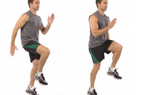 做高抬腿做多久有效 做高抬腿做多长时间减肥